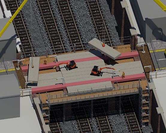Downwell Rail Project