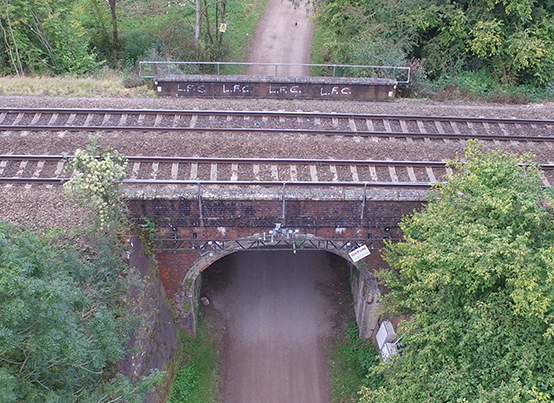 Railway Demolition